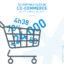 Icone illustration chiffres clés du ecommerce en france au premier trimestre 2019