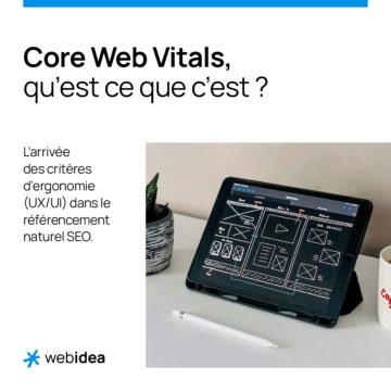 Core Web Vitals, l'arrivée des critères d'ergonomie dans le SEO